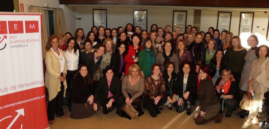 Primera reunión networking REM 2013
