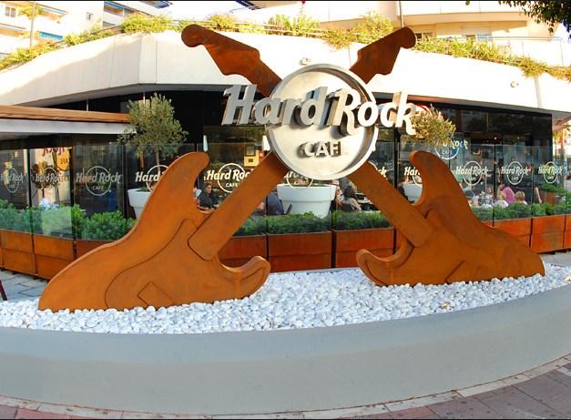NETWORKING REM en el Hard Rock Café Banús